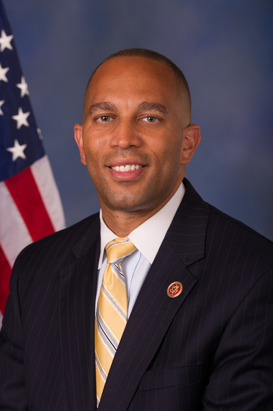 4.) Hakeem Jeffries