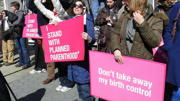 4.) Planned Parenthood Called Essential Medical Service