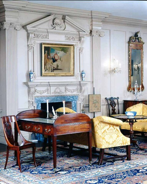4.) Diplomatic Reception Room
