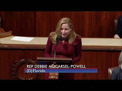 Judiciary Committee Dem Rep. Debbie Mucarsel-Powell's Husband CAUGHT in Ukraine Scandal