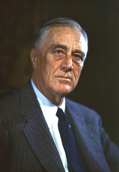 1.) FDR Putting Americans in Camps