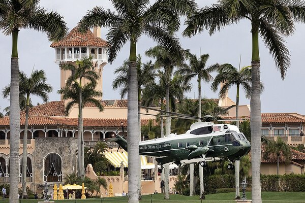 Officers Fire On Potential Attackers At Mar-A-Lago