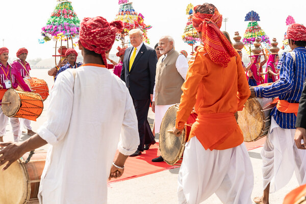 Highlights From Trump's India Trip