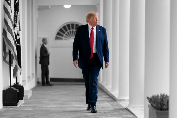 Four Things You Missed That Trump Did This Weekend