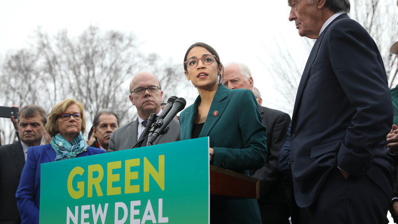 Alexandria Ocasio-Cortez gave the one answer that left Everyone Speechless