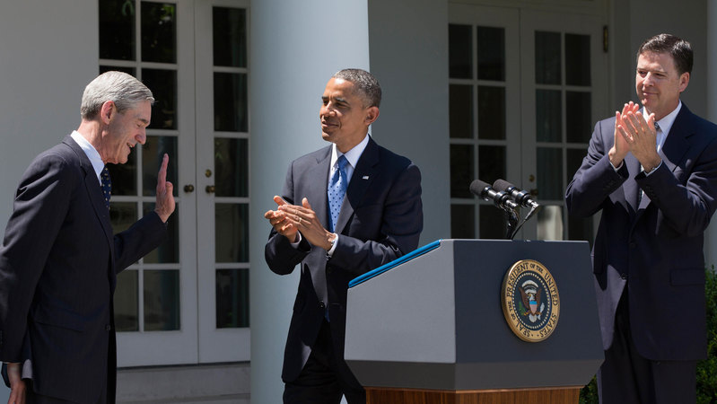 Barack Obama found out his allies could be going to jail in the worst way ever