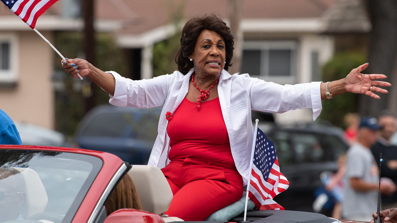 Maxine Waters went on TV and just made the biggest mistake of her life