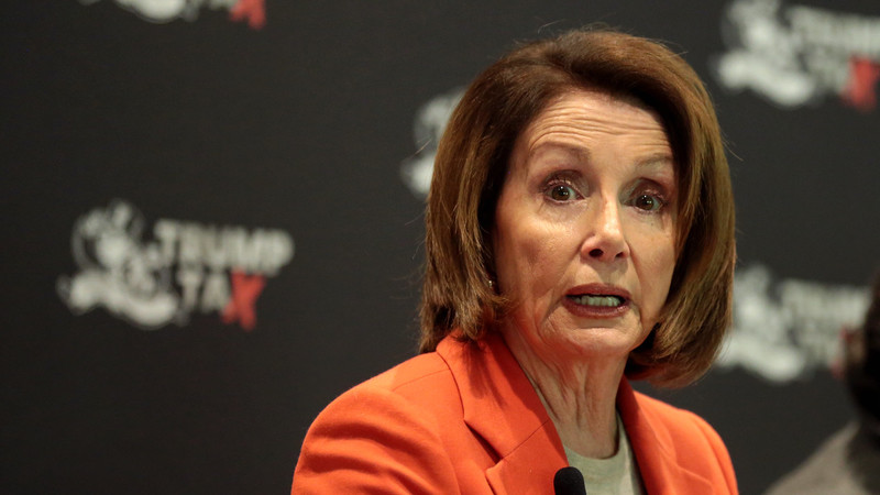 Nancy Pelosi sent the one letter that turned Donald Trump's world upside down