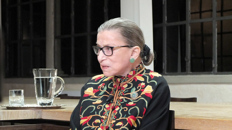 ​Ruth Bader Ginsberg dropped this huge hint about the Supreme Court's future