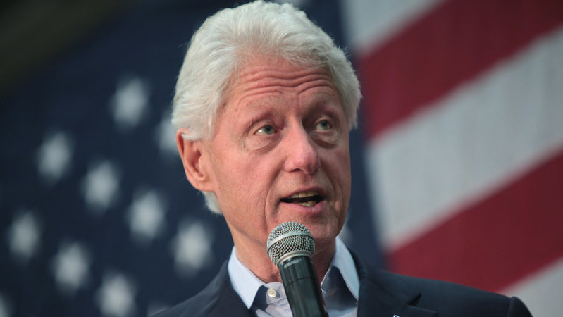 Bill Clinton's involvement in this sex scandal will make your stomach turn