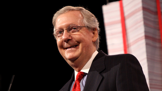 McConnell: 'Stalemate Needs to Be Ended' Over Virus Stimulus