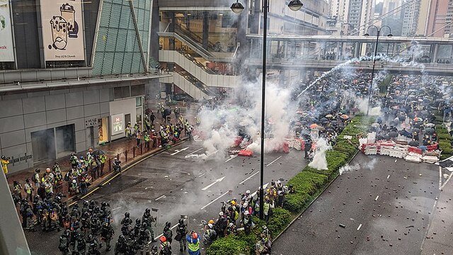 Hong Kong Erupts In Violence As China Ramps Up Response To Pro-Democracy Protests