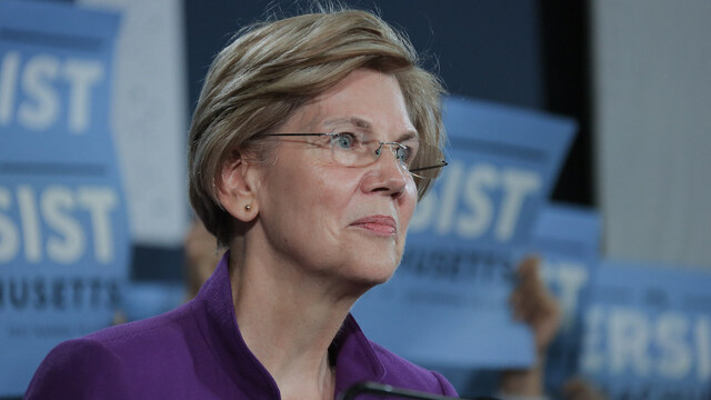 Elizabeth Warren's Supporters Declare That We Must Believe Everything She Says Because She's A Woman