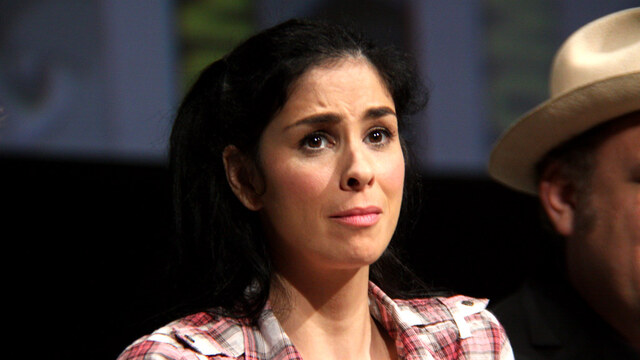 Sarah Silverman: 'Aggressively Stupid' for Democrats to Go 'Never Warren'