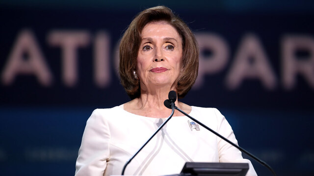 House Republican Introduces Resolution To Remove Pelosi As Speaker Over 'Mental Capacity'