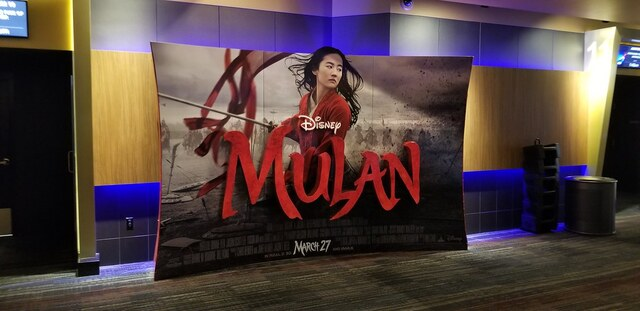 Republican Lawmakers Call For Investigation of 'Mulan' Filming