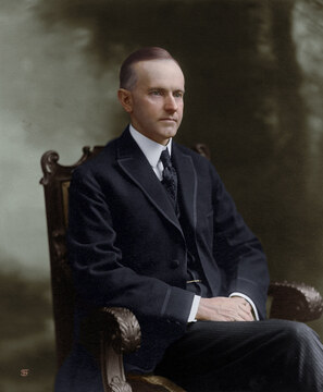 How Calvin Coolidge Defended The Constitution Amid Riots, Pandemic, And War