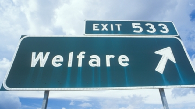 Tell Congress: Draft Legislation to Make States 'Pay Their Way' through Welfare Programs
