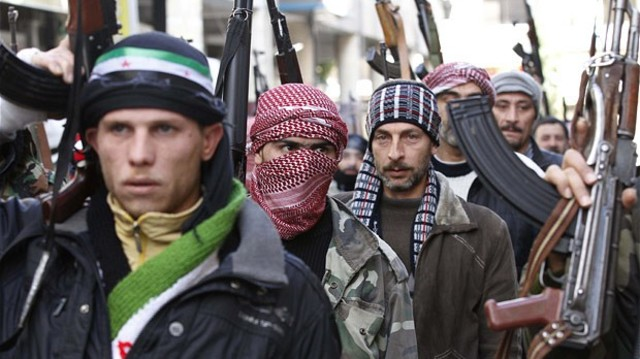 Tell Congress: Stop Obama from funding the Syrian Rebels!