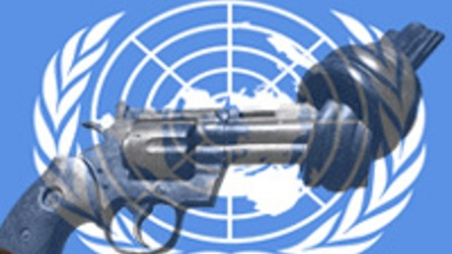 Tell the House: Defund the U.N. Arms Trade Treaty!