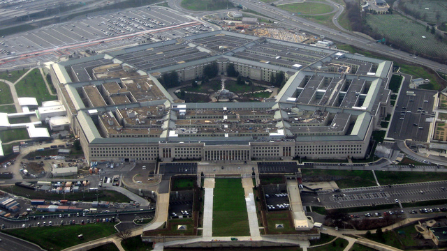 Tell Congress: Audit the Pentagon!