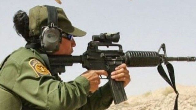 Mexican Cartel Smugglers Open Fire on U.S. Federal Agents at Texas Border