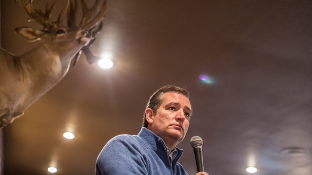 Despite Jabs And Attacks, GOP Hawks Take Second Look At Ted Cruz