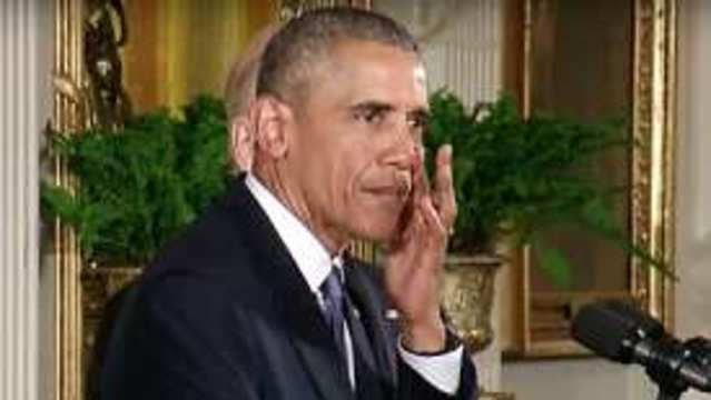 Obama Falsely Implies His Gun Controls Could Have Stopped the Kalamazoo Shooter