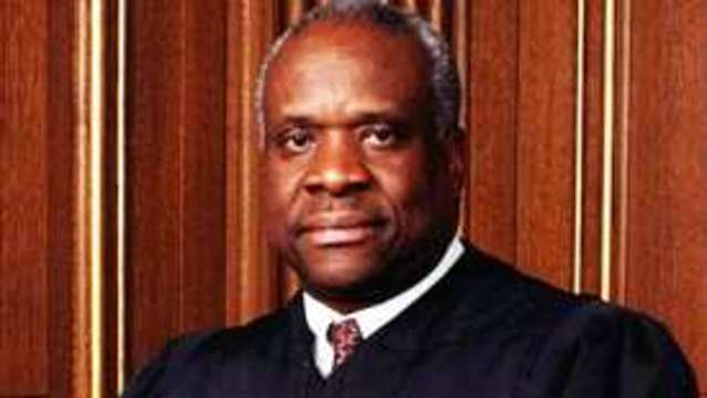 Clarence Thomas Suggests That Permanently Losing Your Gun Rights Is No Small Thing