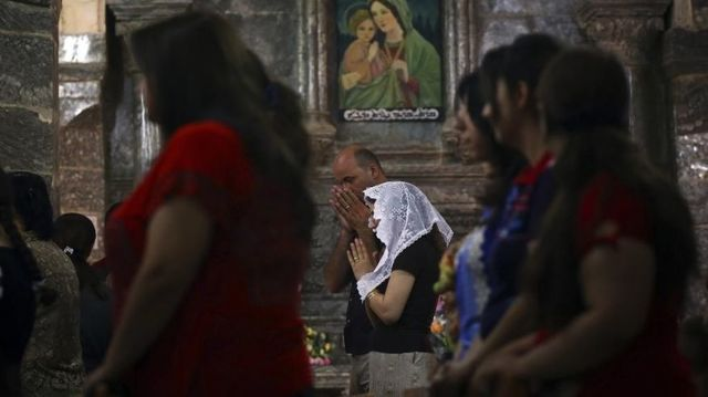 Mr. Obama, words matter. Call the massacre of Mideast Christians what it is: Genocide