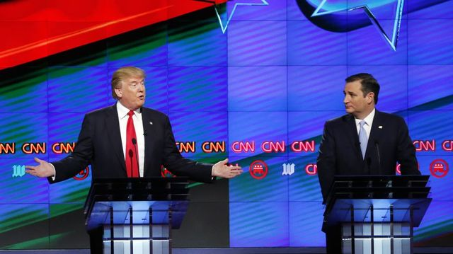 Donald Trump bucks GOP rivals, pledges to leave Social Security as is