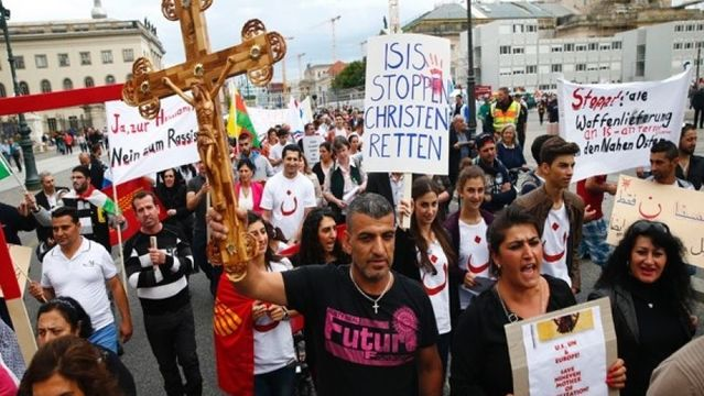 Christians the most persecuted group in world for second year