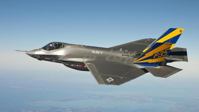 Lockheed, Pentagon announce $8.5 billion F-35 order