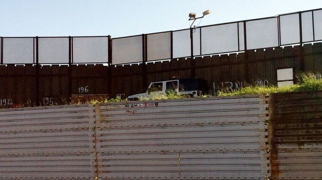 Trump Border 'Wall' to Cost $21.6B, Take 3.5 Years to Build