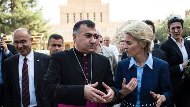 Iraqi archbishop hopeful Trump will aid Christians