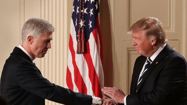 Neil Gorsuch should be hailed by privacy advocates