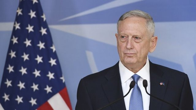 Mattis threatens Nato with reduced US support over defence spending