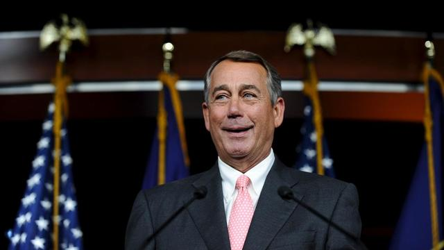Boehner: Republicans won't repeal and replace Obamacare