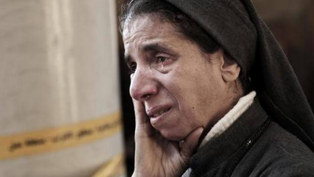 Christians Under ISIS Siege in Egypt