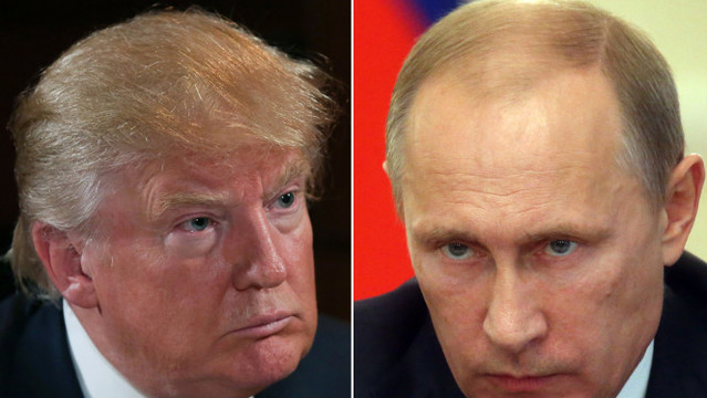 To annihilate ISIS, Trump will have to cross Putin