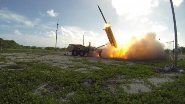 U.S. military deploys advanced defensive missile system to South Korea, citing North Korean threat