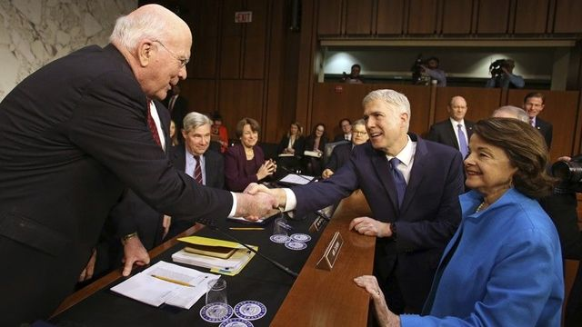 5 cases Gorsuch will hear in his first month on the bench