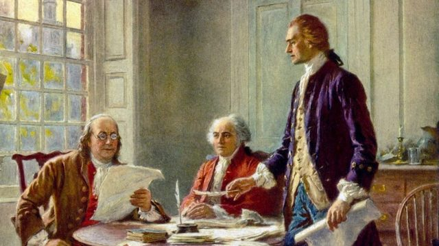 The American Founders Knew A Virtuous Republic Requires Virtuous People