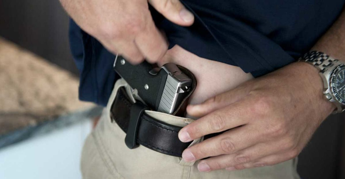 Concealed Carry Holder Thwarts Potential Mass Shooting
