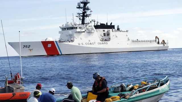 U.S. brings in more technology to fight drug smuggling at sea