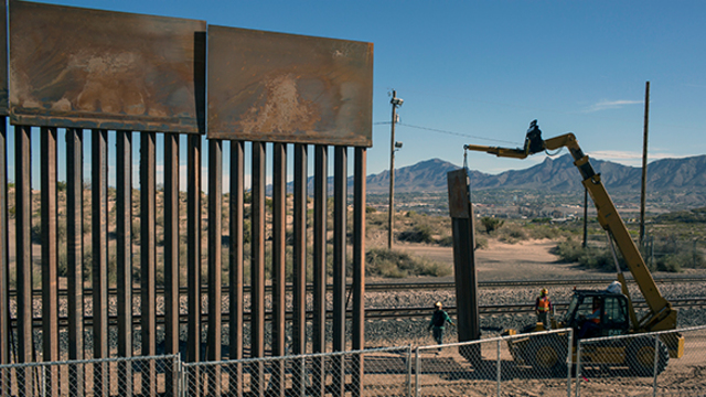 Trump seeks billions for border wall, US still paying for fence
