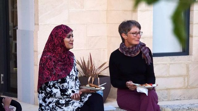 Christians and Muslims find common ground as Perth church hosts Ramadan