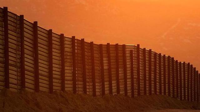We're thinking of building a 'solar wall' on US-Mexico border, Trump says