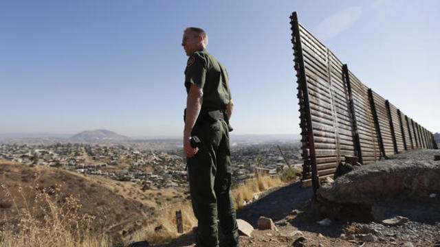 Border wall funding included in spending bills House is considering