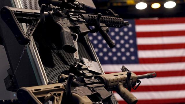 Trump administration prepares to ease export rules for U.S. guns